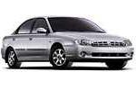 Sephia седан II 1997 - 2004