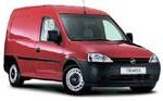 Combo фургон II 2001 - 2011