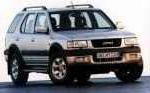Frontera B II 1998 - 2004