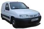Berlingo фургон 1996 - 2012