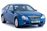 C купе 2001 - 2011