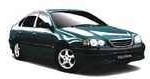 Avensis хэтчбек 1997 - 2003