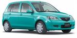 Mazda2 хэтчбек 2003 - 2007