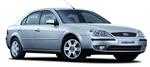 Mondeo седан III 2000 - 2007