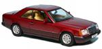 E купе 1993 - 1997