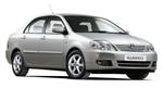 Corolla седан IX 2001 - 2007