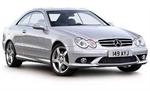 CLK Coupe II 2002 - 2009